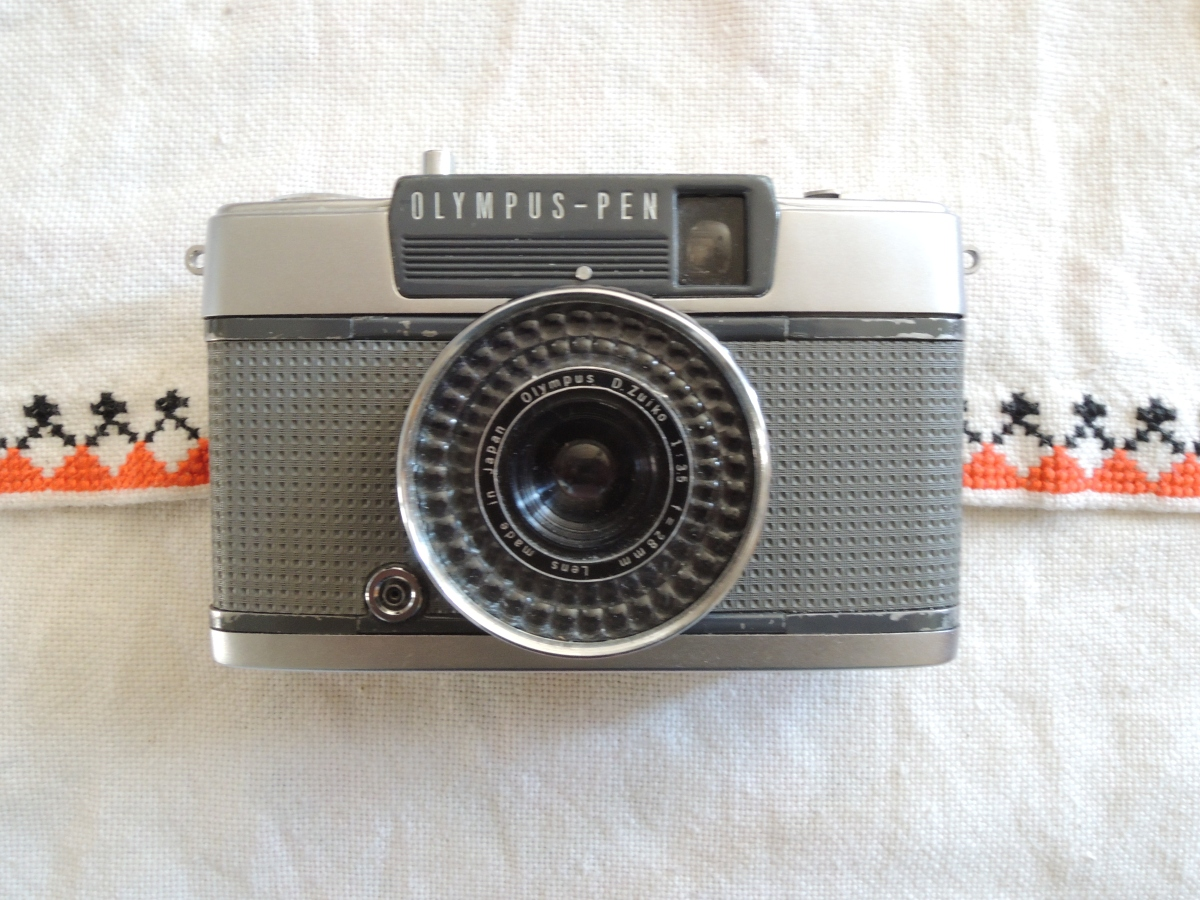 The Olympus Pen Ee 2 All My Cameras