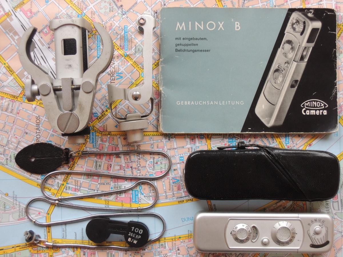 The Minox B All My Cameras