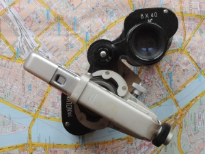 Minox B binocular mount