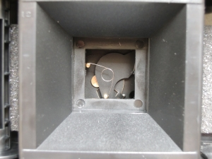 Holga 120N shutter