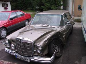 Mercedes-Benz 280 SE (W 108)