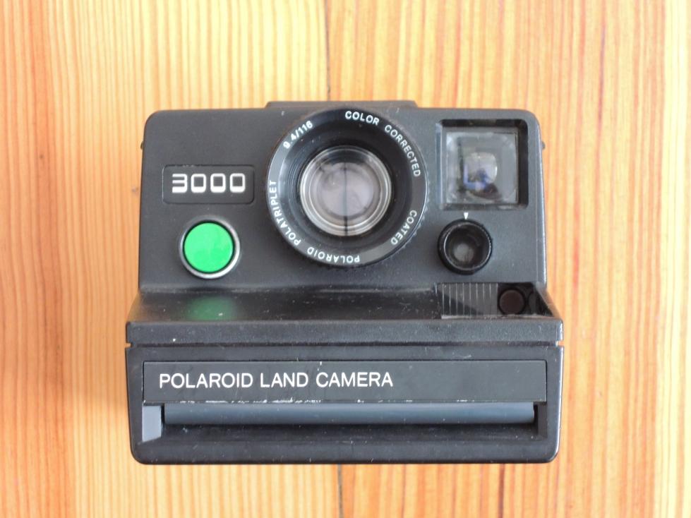 Polaroid 3000 front