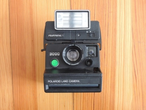 Polaroid 3000 with Polatronic 1