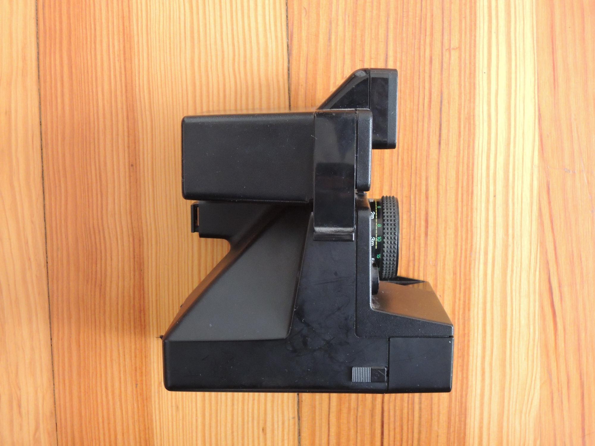 Polaroid 3000 with Polatronic 1