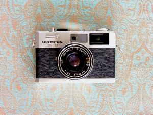 Olympus 35 RC front