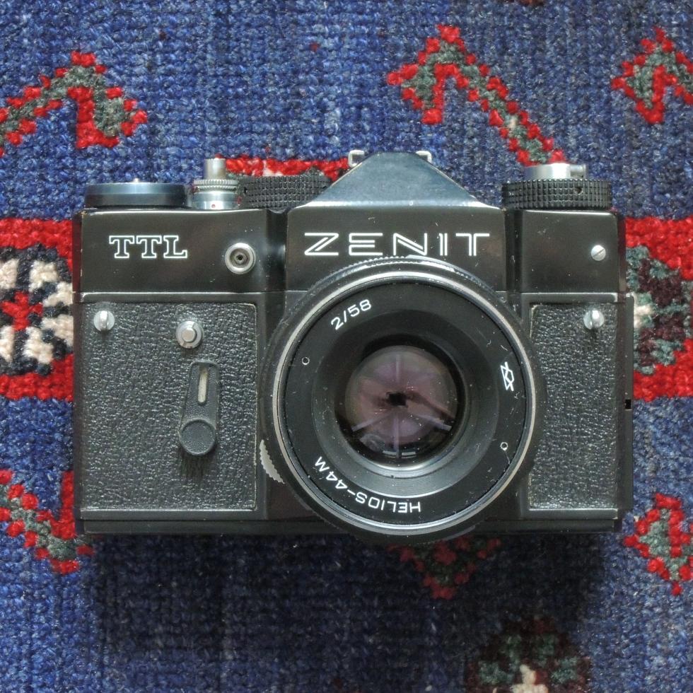 Zenit TTL front