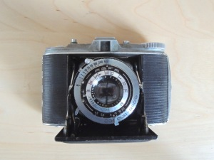 Agfa Isola 4.5 front