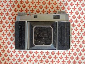Kodak Retina II front closed