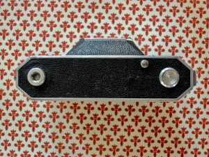 Kodak Retina II bottom closed