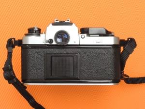 Nikon FA back
