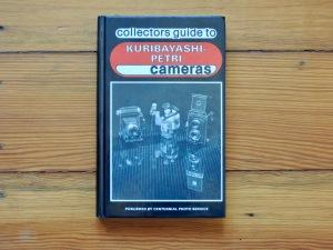 Collectors guide to Kuribashi-Petri cameras by John R. Baid