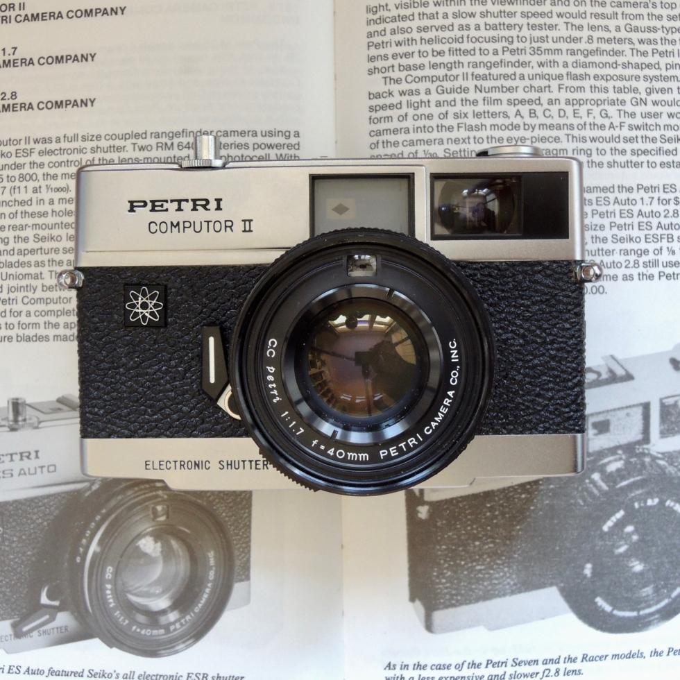 Petri Computor II: front