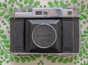 Kodak Retina II (142) front closed