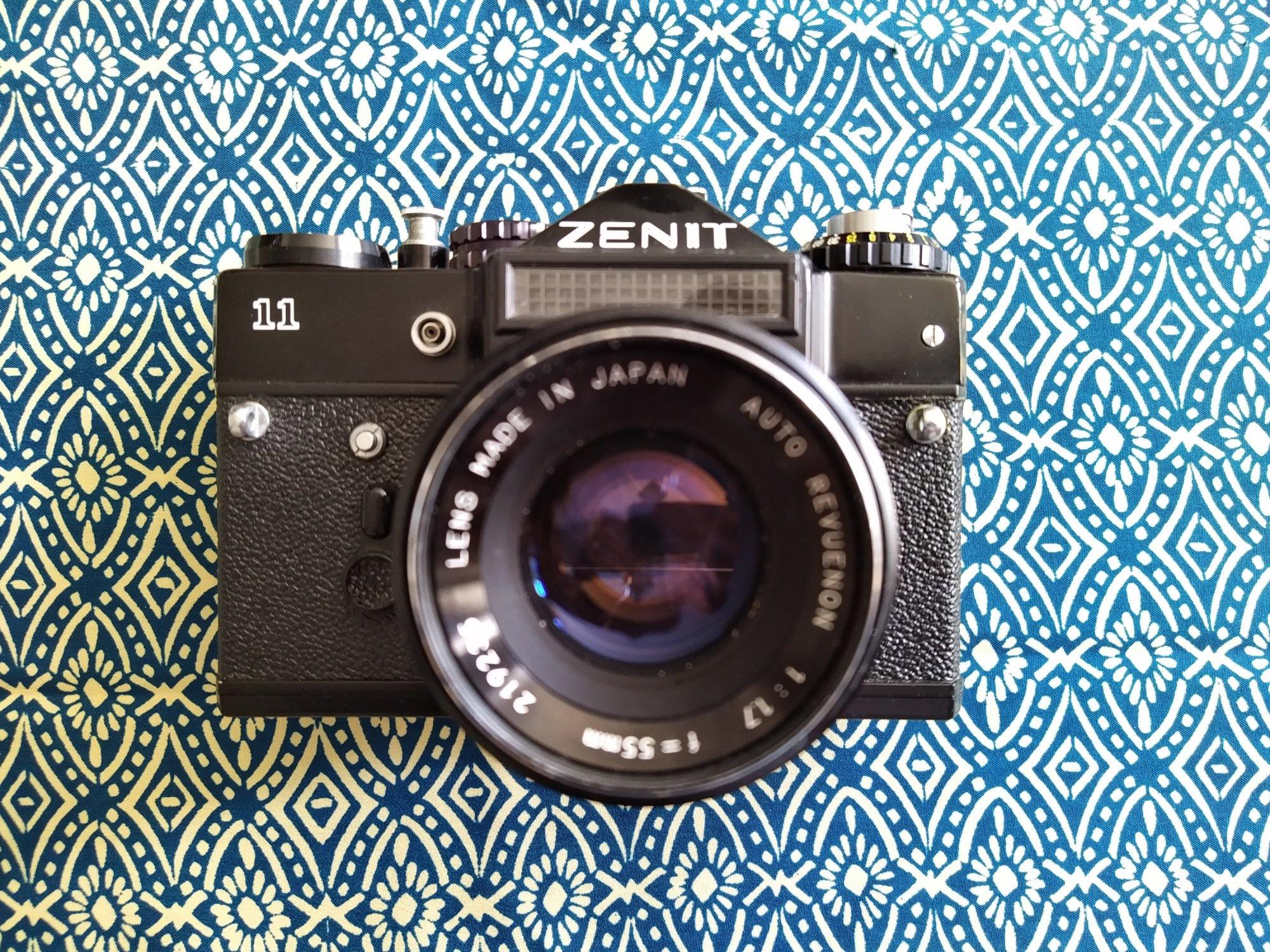 Zenit 11 front